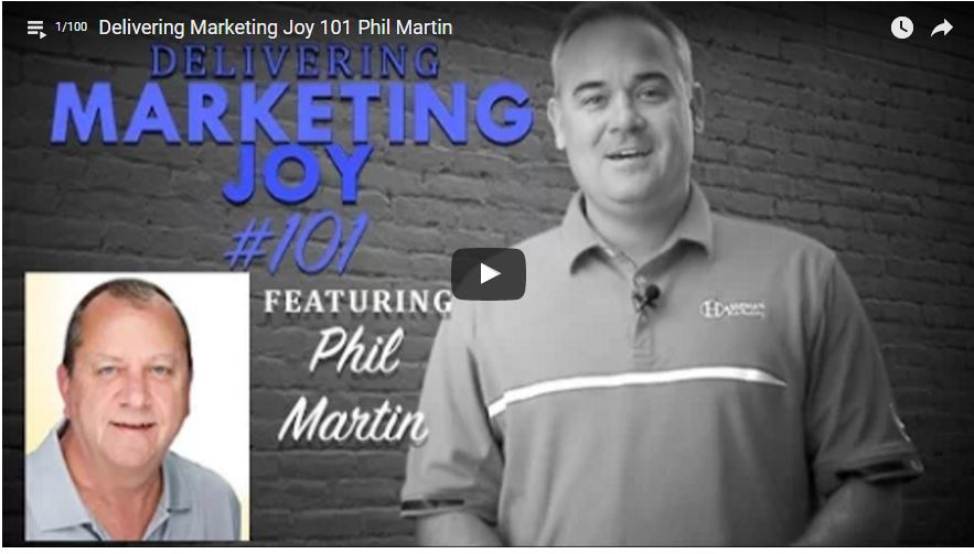 Delivering Marketing Joy Kirby Hasseman Phil Martin